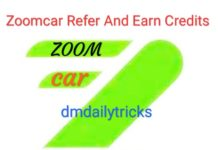 zoomcar referral code-Zoomcar Refer and earn