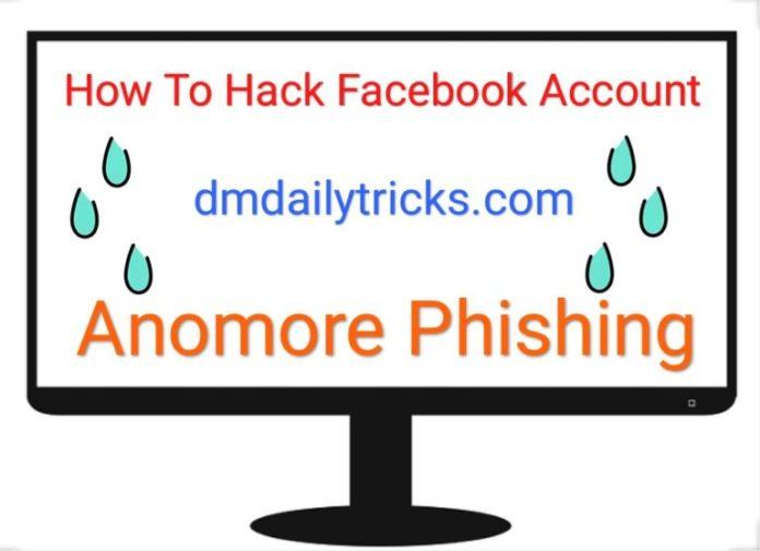 Anomore phishing