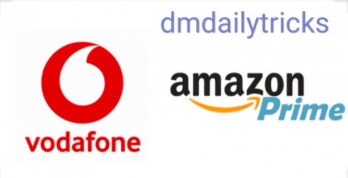Amazon vodafone Offer