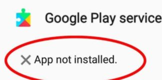 Android Mobile App Installation Eror