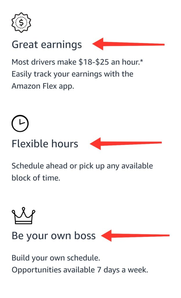 Amazon Flex program