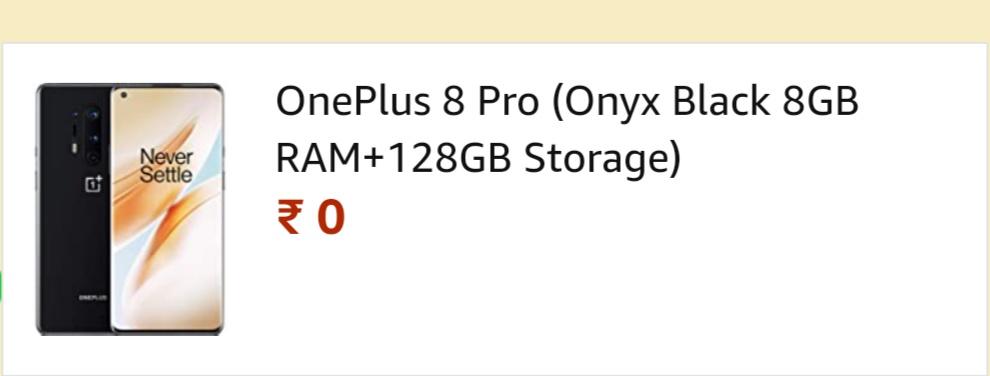 Amazon OnePlus 8 Pro Quiz