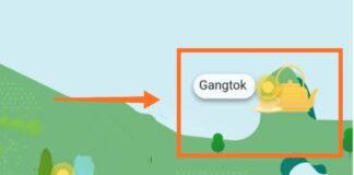 Gangtok Ticket On Google Pay