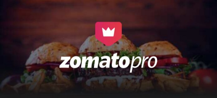 Zomato Pro Membership Offer