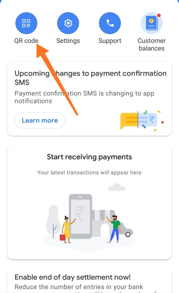 Open Google Pay Business Account